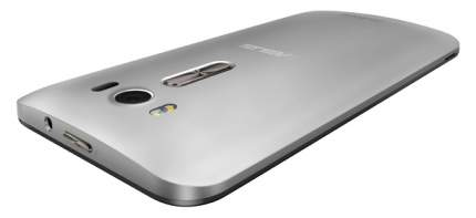 Смартфон Asus Zenfone 2 Laser ZE500KL 16Gb Silver (6J124RU)