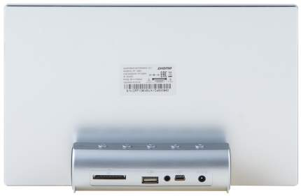 Цифровая фоторамка Digma PF-106M Silver