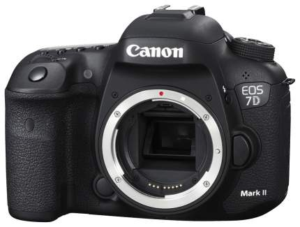 Фотоаппарат зеркальный Canon EOS 7D Mark II Body Black