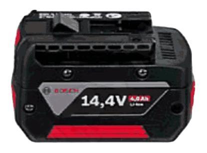 Аккумулятор LiIon для электроинструмента Bosch 1600Z00033