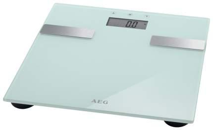 Весы напольные AEG PW 5644 FA 520706 Белый, серебристый