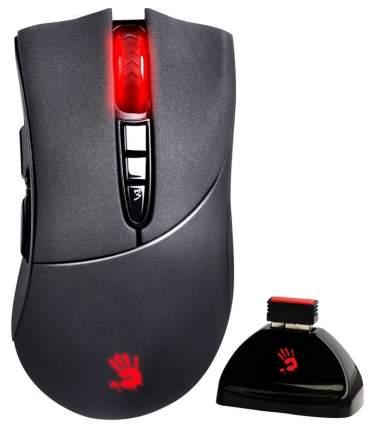 Беспроводная игровая мышь A4Tech Bloody R3 Black