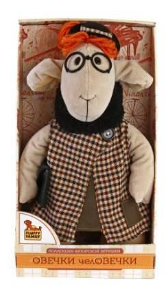 Мягкая игрушка Fluffy Family Овечки челОвечки Дама 30 см