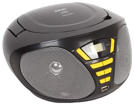 Магнитола BBK BX180U Желтый, черный