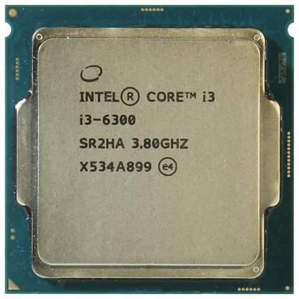 Процессор Intel Core i3 6300 OEM