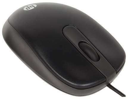 Проводная мышка HP Travel Mouse Black (G1K28AA)