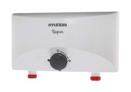 Водонагреватель проточный HYUNDAI H-IWR1-5P-UI061/CS white