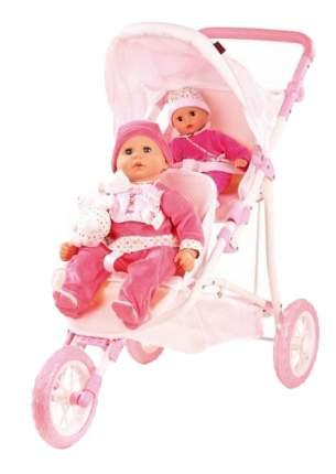 Коляска для кукол Gotz Gotz для близнецов трехколесная