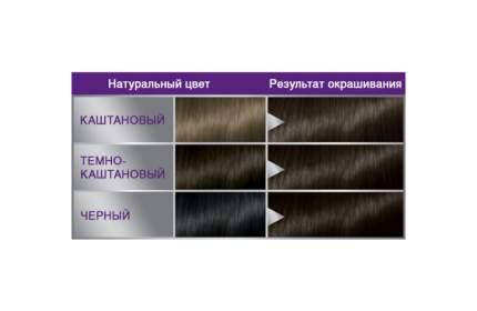 Краска для волос Schwarzkopf Perfect Mousse 400 Холодный эспрессо