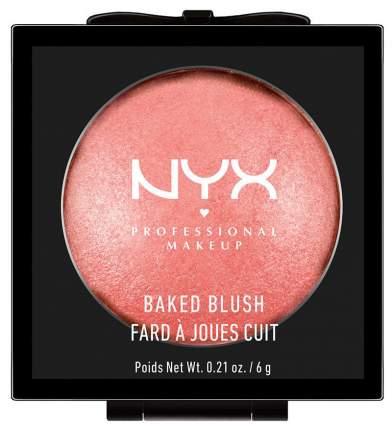 Румяна NYX Professional Makeup Baked Blush 10 Ladylike 6,5 г