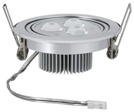 Мебельный светодиодный светильник Paulmann Micro Line Drilled Alu Led 93542