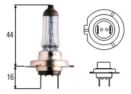Лампа галогенная Hella 55W PX26d 8GH 007 157-471
