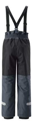 Брюки детские Reima Winter pants черно-серые р.98