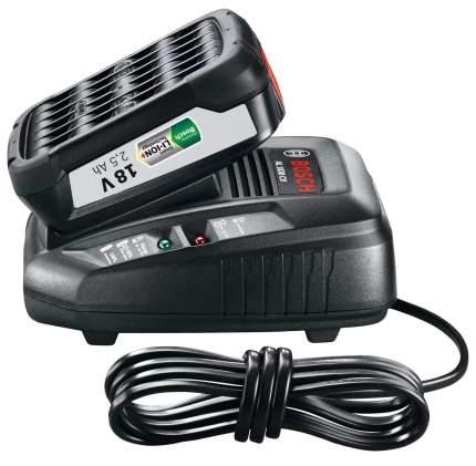 Аккумуляторный строительный пылесос Bosch PAS 0 603 3B9 002 с ЗУ и аккум