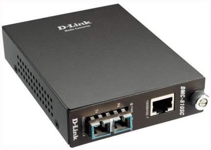 Медиаконвертер D-Link DMC-810SC/B9A