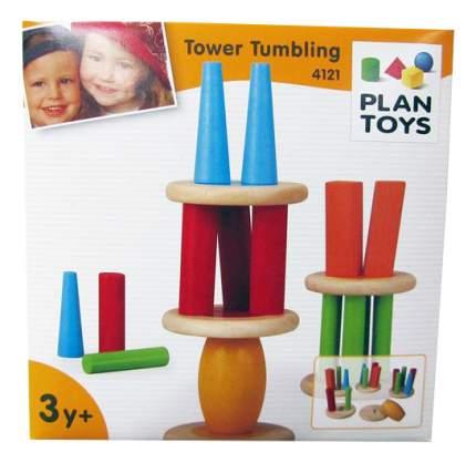 Настольная игра Башня Тумблинг PlanToys 4121