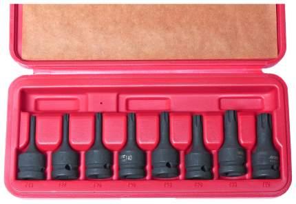 Набор головок ударных TORX JTC JTC-J408T в кейсе 9 шт