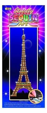 Мозаика из блесток KSG Эйфелева башня