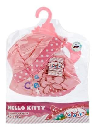 Комплект одежды Hello Kitty 40-42 см Карапуз otf-blc004-ru