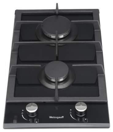 Встраиваемая варочная панель газовая Weissgauff HGG 320 BGh Black