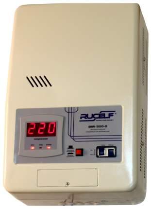 Однофазный стабилизатор RUCELF SRW-5000-D