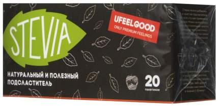 Парагвайская стевия Ufeelgood сушеная 20 пакетиков