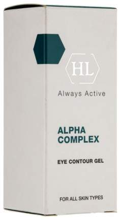Гель для глаз Holy Land Alpha Complex Eye Contour Gel 20 мл