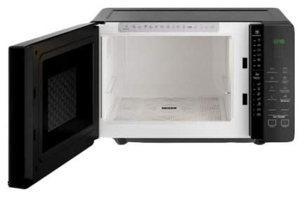 Микроволновая печь с грилем Hotpoint-Ariston MWHAF 203 B black