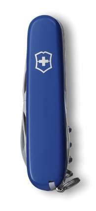 Мультитул Victorinox Spartan 1.3603.2 91 мм синий, 12 функций