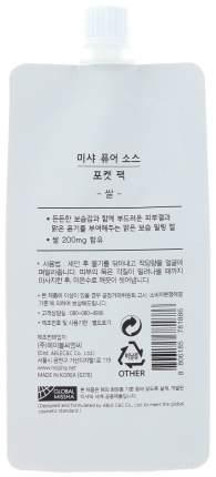 Маска для лица MISSHA Pure Source Pocket Pack - Rice 10 мл