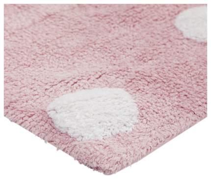 Ковер Lorena Canals Polka Dots розовый белый 120*160
