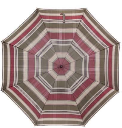 Зонт-трость механический Eleganzza T-05-XL38 хаки 01-00021949