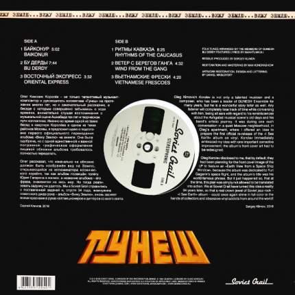 """Виниловая пластинка Gunesh """"I See Earth"""" (LP)"""