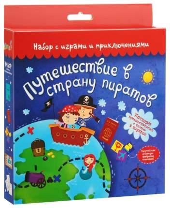 Семейная настольная игра Бумбарам Путешествие к пиратам
