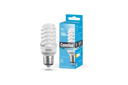 Лампа энергосберегающая Camelion  Sp E27 20W 4200 108X42(T2) Lh20-Fs-T2-M/842/E27