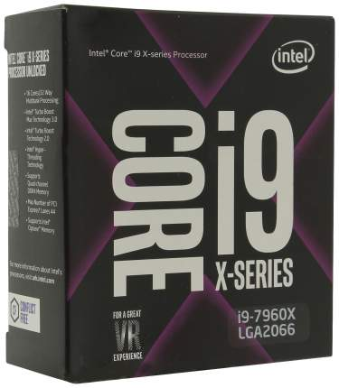 Процессор Intel Core i9 7960X OEM