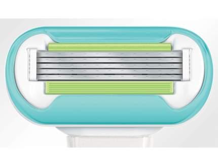 Станок для бритья Venus Embrace с 3-мя сменными кассетами