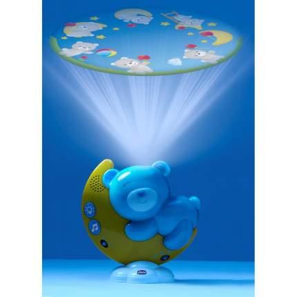 Мобиль Chicco Next2Moon голубой