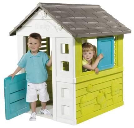 Игровой домик Smoby Любимый домик 98*110*127см