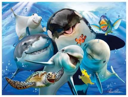 3D-пазл Prime 3D подводный мир 48 деталей