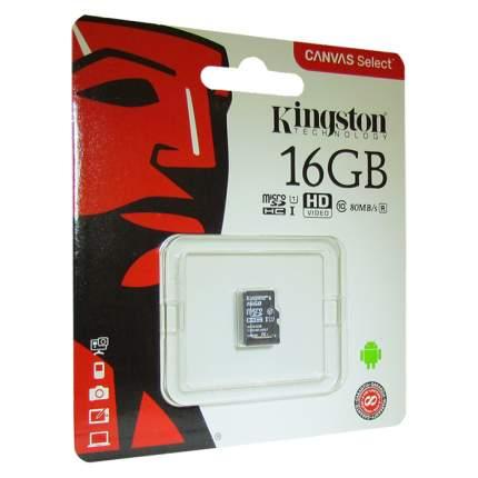 Карта памяти Kingston SDCS 16GB