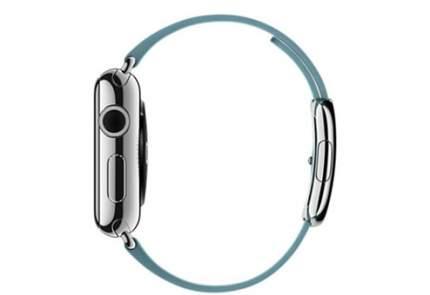 Смарт-часы Apple Watch 38mm Stainless Steel (MMF92RU/A)