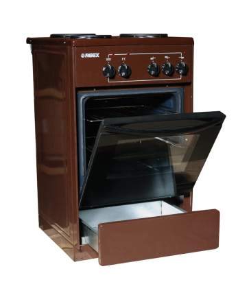 Электрическая плита REEX CTE-53Bn Brown