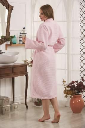 Банный халат Karna банный Beatrice Цвет: Розовый (M)