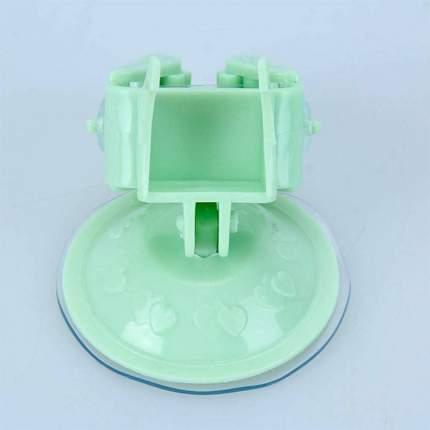 Настенный держатель для швабры, зеленый Homsu зеленый