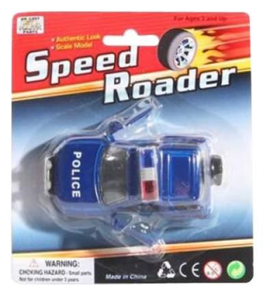 Инерционная металлическая машинка Speed Roader