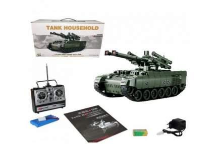 Радиоуправляемая боевая машина Household CS RUSSIA БМПТ Терминатор YH4101I-25