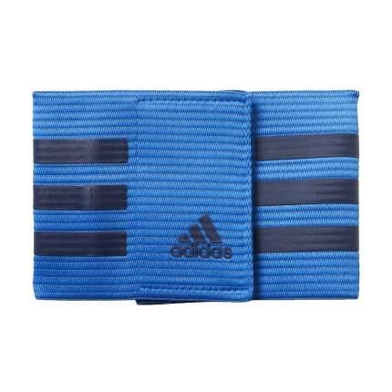 Капитанская повязка Adidas FB Capt Armband blue