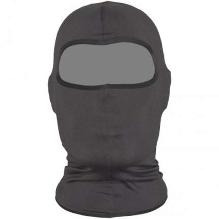 Балаклава Ninja 1404067, черная, One Size