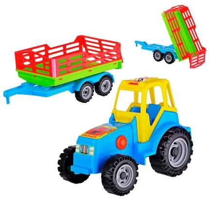 Трактор FCH Фермер сеновоз